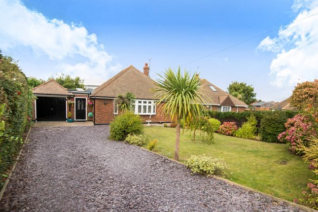 Thumbnail Detached bungalow for sale in Uplands Close, Bexhill-On-Sea