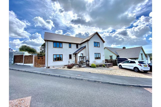 4 bed detached house for sale in West Park, Cosheston SA72