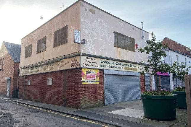 Thumbnail Restaurant/cafe for sale in 8-10 Parsons Street, Blyth, Northumberland