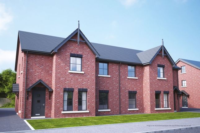 Thumbnail Flat for sale in Cassies Lane, Tudor Link, Carrickfergus