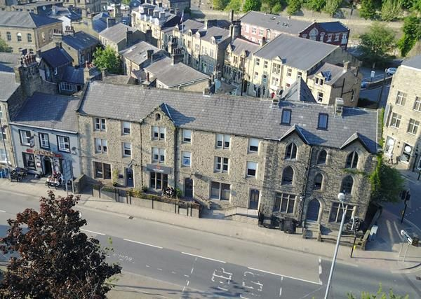 Thumbnail Commercial property for sale in The Moyles Building, New Road, Hebden Bridge
