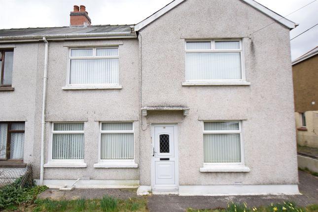 3 bed semi-detached house for sale in Coed-Y-Moeth Road, Aberbargoed, Bargoed CF81