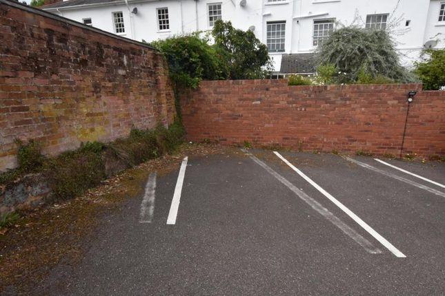 Parking Space of Heavitree Park, Exeter, Devon EX1