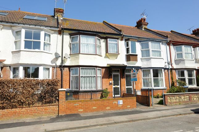 4 bed terraced house for sale in Walmsley Road, Broadstairs