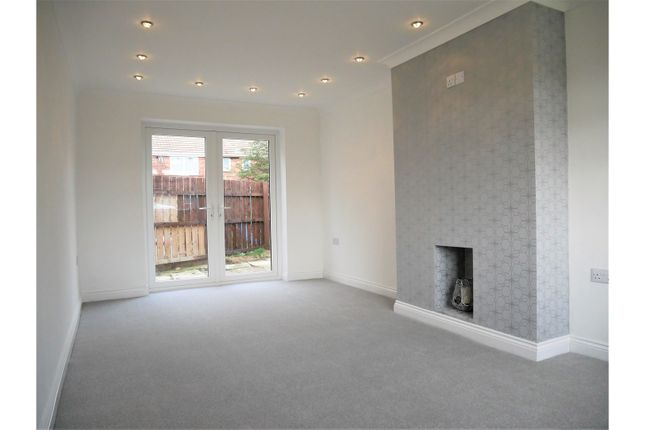 3 bed terraced house for sale in Galsworthy Road, South Shields