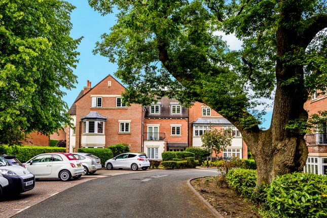 Thumbnail Flat to rent in Hanson Mansion, 26 Four Oaks Road, Sutton Coldfield, West Midlands
