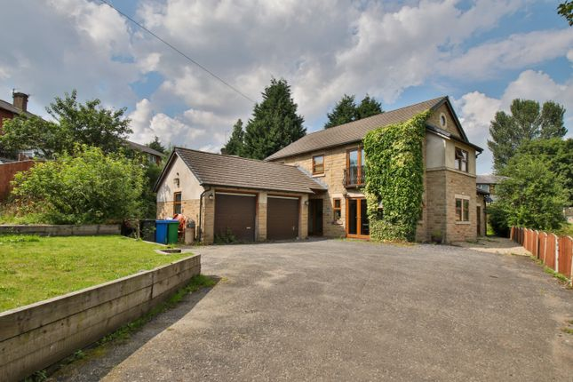 Thumbnail Detached house for sale in Stubley Meadow, Stubley Mill Road, Littleborough, Greater Manchester