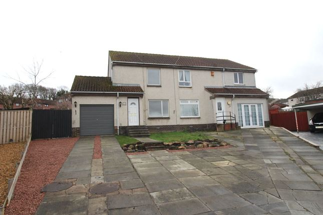 Thumbnail Semi-detached house for sale in Higginson Loan, Mayfield, Dalkeith