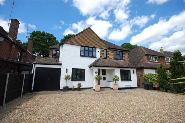 Thumbnail Detached house for sale in Park Avenue, Ruislip
