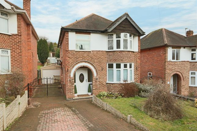 Thumbnail Detached house for sale in Douglas Avenue, Carlton, Nottingham
