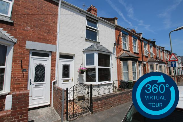 Thumbnail Terraced house for sale in Coleridge Road, St Thomas, Exeter