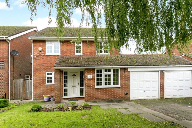 Thumbnail Detached house for sale in Sandford Gardens, High Wycombe, Buckinghamshire