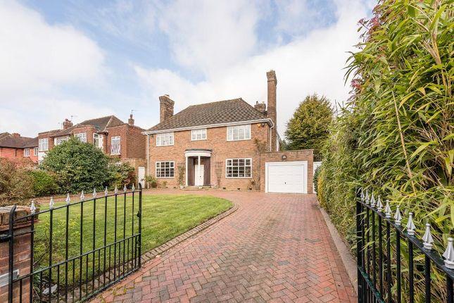 Thumbnail Detached house for sale in Fitzroy Avenue, Harborne, Birmingham