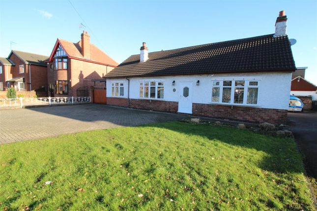 Thumbnail Detached bungalow for sale in High Road, Chilwell, Beeston, Nottingham