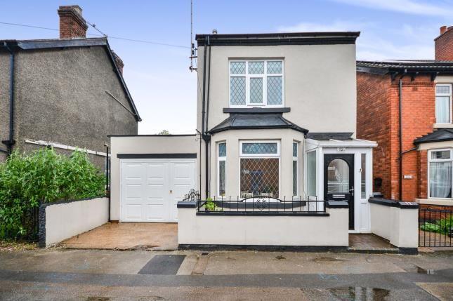 Thumbnail Detached house for sale in Vernon Road, Kirkby-In-Ashfield, Nottingham, Nottinghamshire