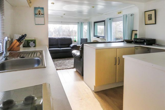 Kitchen Area of Hartford Marina, Banks End, Wyton, Huntingdon, Cambridgeshire PE28