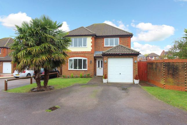 Thumbnail Detached house for sale in Lucilla Ave, Ashford, Kent