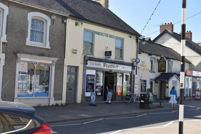 Thumbnail Flat to rent in Cawdor Terrace, Newcastle Emlyn, Carmarthenshire