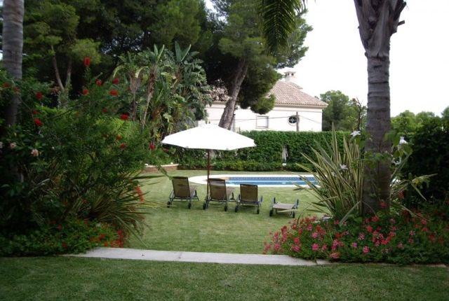 Garden And Pool of Spain, Málaga, Málaga, Pinares De San Antón