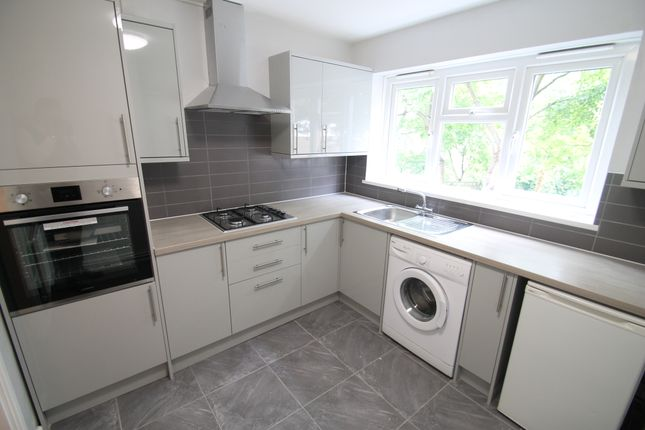 Thumbnail Flat to rent in Leamington Close, Manor Park