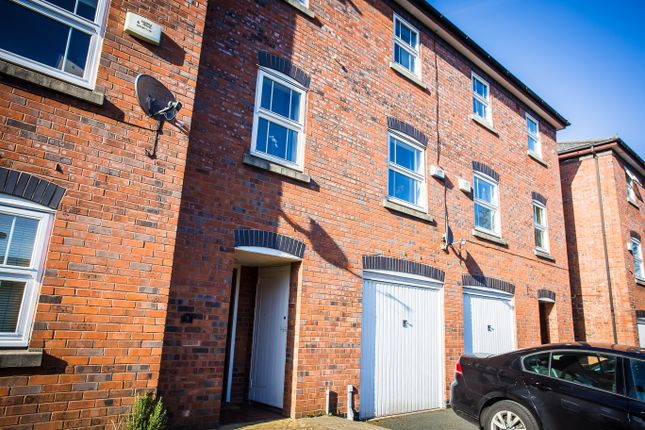 Front Elevation  of Drayman Close, Walsall WS1