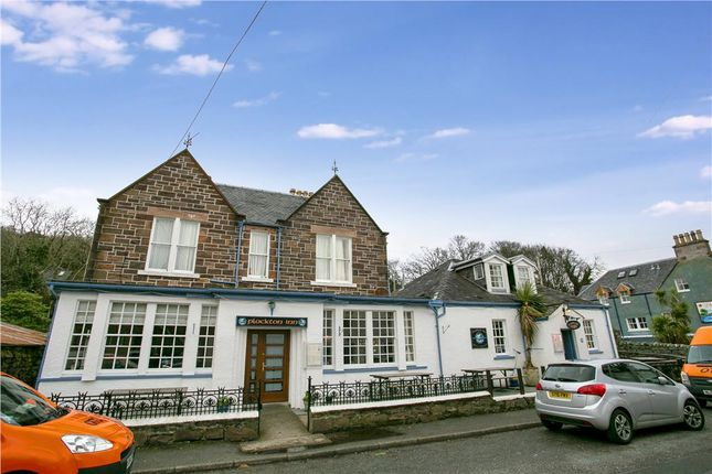 Thumbnail Leisure/hospitality for sale in Plockton Inn, Innes Street, Plockton, Highland