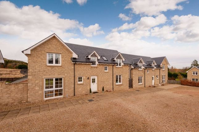 Thumbnail Detached house for sale in 5 Mauricewood Steadings, Flotterstone