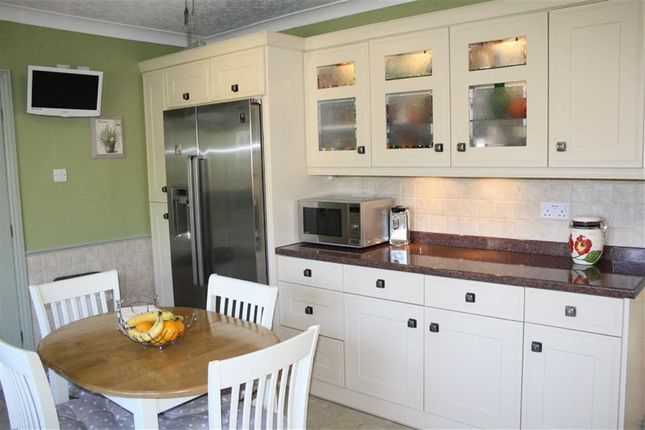 Kitchen of Barry Close, Kirby Muxloe, Leicester LE9