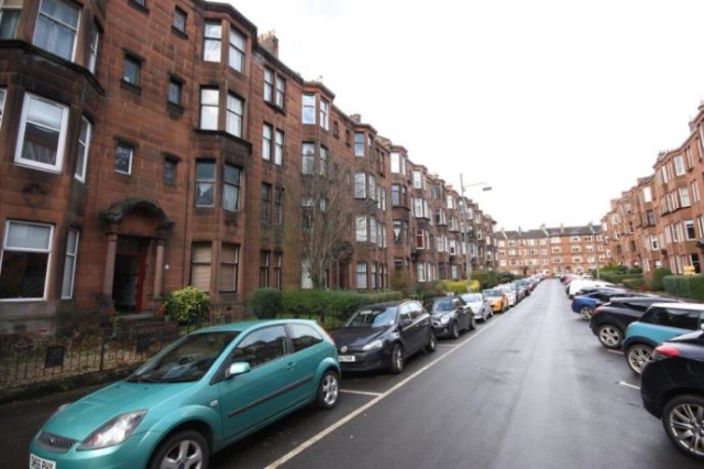 Thumbnail Flat to rent in Airlie Street, Glasgow