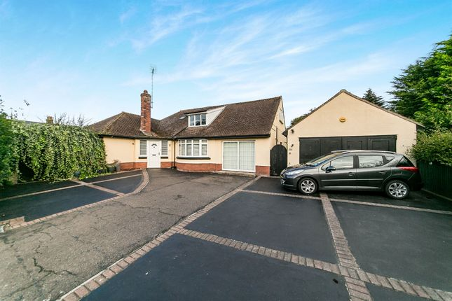 Thumbnail Detached bungalow for sale in Newton Road, Dovercourt, Harwich