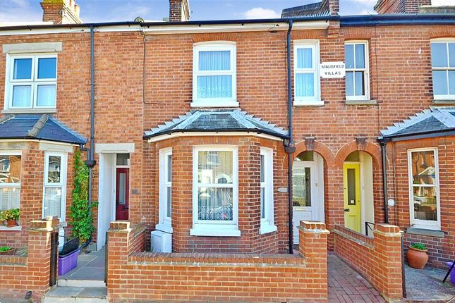 2 bed terraced house for sale in Frampton Road, Hythe, Kent