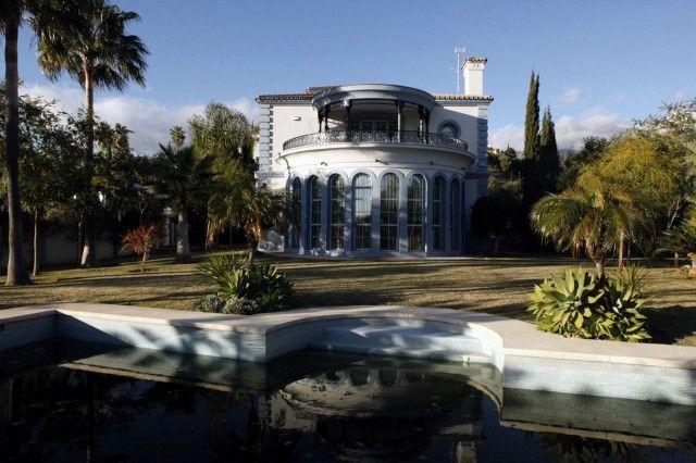 Thumbnail Villa for sale in Spain, Málaga, Mijas, Mijas Golf