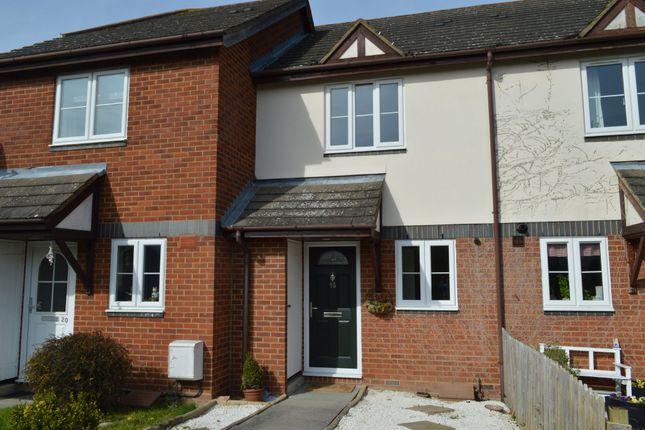 Thumbnail Terraced house to rent in Lark Vale, Aylesbury, Buckinghamshire