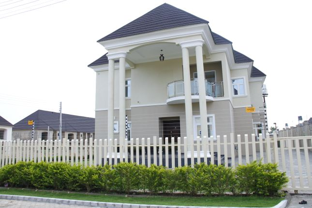 Thumbnail Detached house for sale in 01, Airport Road Abuja, Nigeria