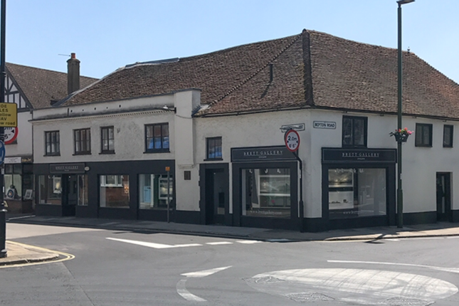 Thumbnail Retail premises for sale in West Street, Midhurst