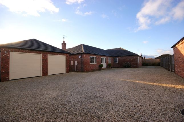 Thumbnail Detached bungalow for sale in Mill Lane, Donington, Spalding