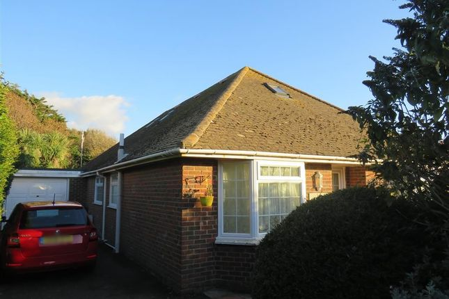 Thumbnail Bungalow for sale in Central Avenue, Telscombe Cliffs, Peacehaven
