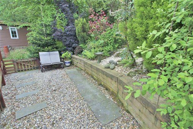 Garden of Castle View, Carnforth LA6
