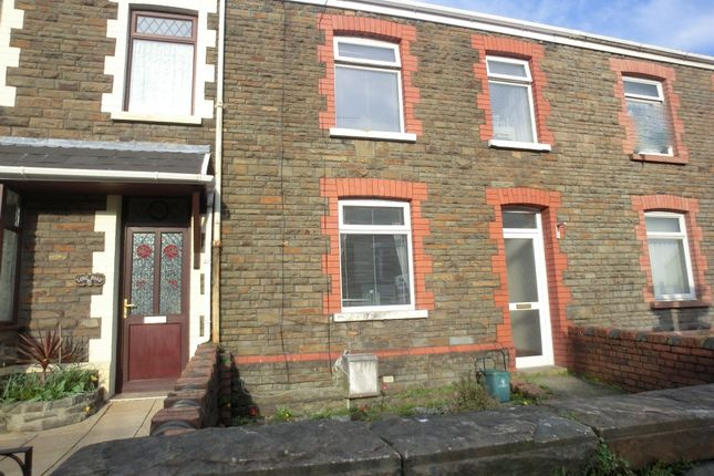 Thumbnail Terraced house to rent in Lone Road, Clydach, Swansea. 5Hu.