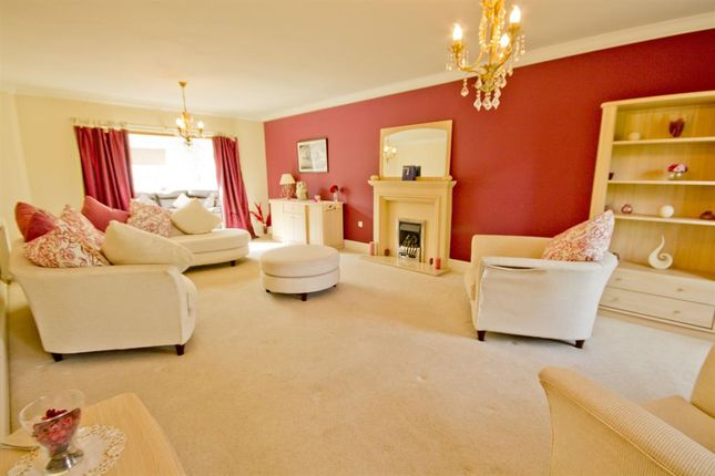Thumbnail Detached house for sale in The Rings, Ingleby Barwick, Stockton-On-Tees