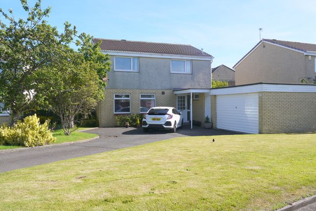 Thumbnail Detached house for sale in Coulthard Drive, Prestwick