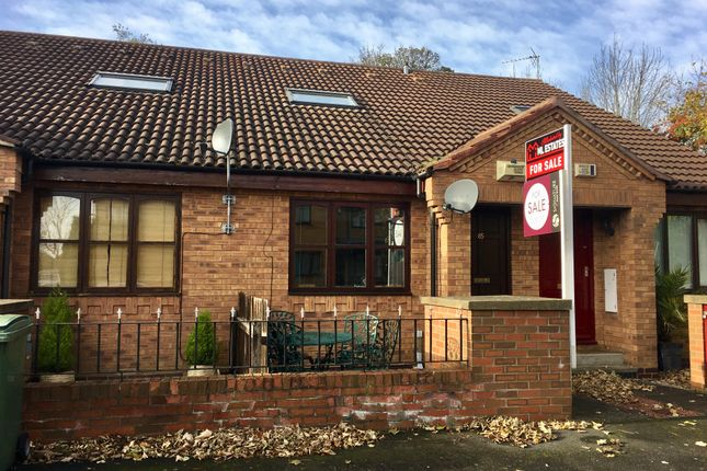 Thumbnail Terraced house for sale in Murrayfield, Seghill, Northumberland