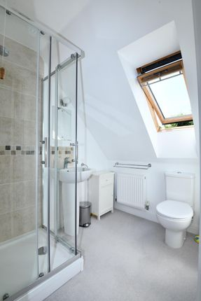 Ensuite of Churn Meadows, Cirencester, Gloucestershire GL7