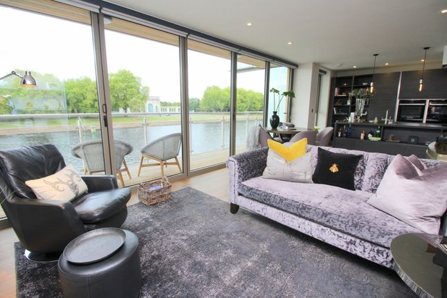 Thumbnail Flat for sale in The Point, Loughborough Road, West Bridgford, Nottingham