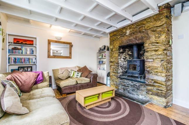 Thumbnail Terraced house for sale in Callington, Cornwall, .