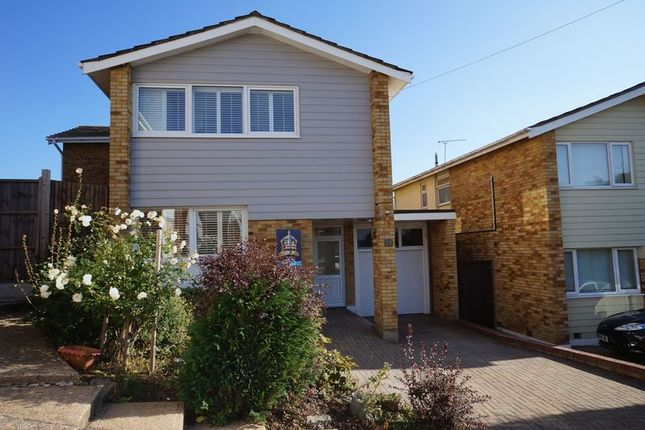 Thumbnail Detached house for sale in Durley Close, Benfleet