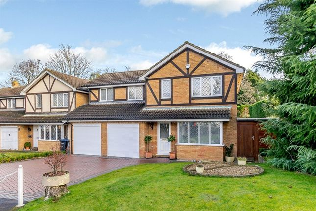 4 bed detached house for sale in Tinsey Close, Egham, Surrey