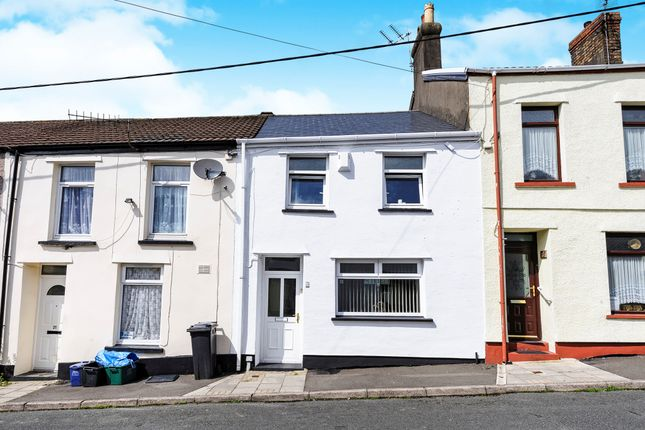 Thumbnail Terraced house for sale in Broad Street, Dowlais, Merthyr Tydfil