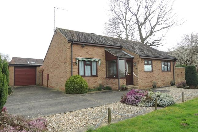 Thumbnail Detached bungalow for sale in Kingfisher Road, Downham Market