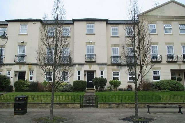 Thumbnail Town house to rent in The Piazza, Standen Park, Lancaster